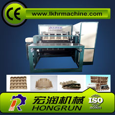 China Egg Tray Production Line , Rotary Type Pulp Molding Machine 6000PCS/H egg carton forming machine supplier