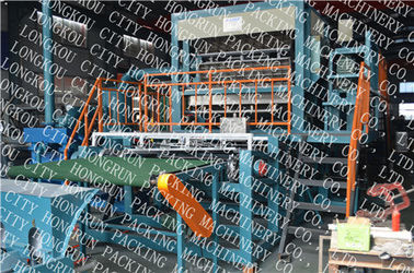 Waste Paper Pulp Molding Fruit And Egg Tray Manufacturing Machine / Egg Carton Making Machine