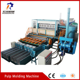 Recycling Waste Paper Egg Tray  Machine , Pulp Egg Tray Making Machine
