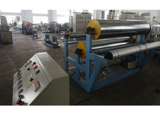 China Single Screw PE Foam Sheet Extruder Hard Tooth Surface High Torque supplier