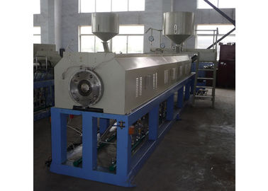 China Single Screw PE Foam Sheet Extrusion Line / Plastic Foam Panel Extrusion Equipment supplier