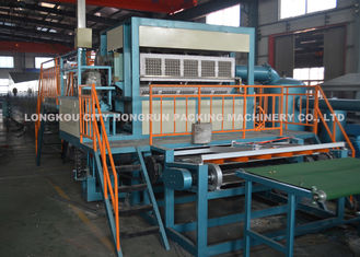China High Quality Egg Tray Production Line/ Paper Pulp Molding Machine 6000 Pieces / H supplier