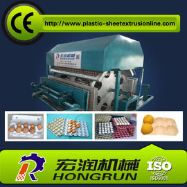China CE Certificate Rotary Paper Pulp Molding Machine , Egg Tray Machine supplier