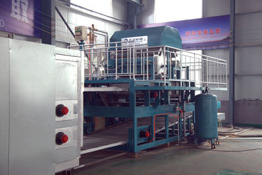 China Coal Fuel Type Paper Egg Tray Production Line High Speed 6000pcs/Hr supplier