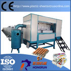 China 3000pcs/Hr Paper Pulp Molding Machinery with Single Layer Mental Drying Line , paper egg tray machine factory