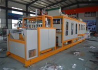 China Full Automatic Plastic Foam Disposable Plate Making Machinery For Fast Food Container factory