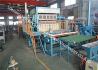 China 4 Side & 4 Mould Pulp Egg Tray Machine With Single Metal Drying Line company