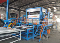 China Recycled Paper Pulp Moulding Egg Carton Machine Automatic Rotaty Drum Type factory