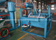 Recycled Paper Pulp Tray Machine Dimension 3.3m*2.2m*2.5m BV TUV