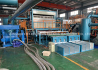 China Electricity Control  Egg Tray Production Line Rotary Type Paper Pulp Molding Machine factory