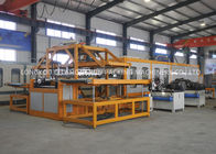 China High Efficiency Take Away Food Box Making Machine 15-20 Cycles Per Min factory