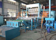 187kw Power Egg Tray Production Line Paper Egg Tray Making Machine 380v 50hz
