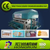China Pulp Molding Egg Tray Machine , Food Packaging Containers Paper Pulp Molding Machinery factory
