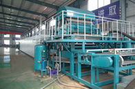China Receyle Paper Pulp Molding Machine For Egg Box , Full Automatic Egg Tray Machine factory