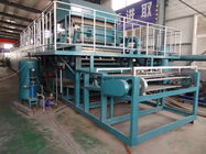 China Paper Pulp Egg Tray Machine , Fully Automatic Egg Tray Machine factory