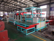 China High Speed Take Away Food Box Making Machine / PS Foam Sheet Extruder company