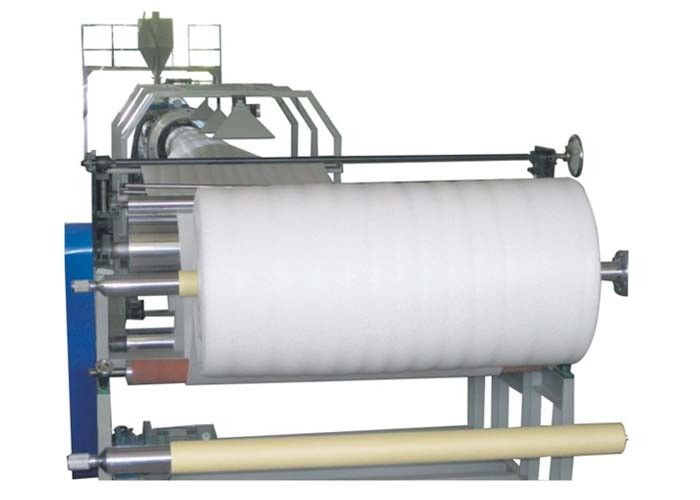 sheet extrusion machine
