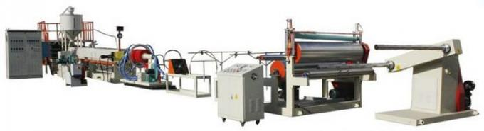 High Automation Plastic Sheet Extrusion Line Recyclable EPE Foam Machine