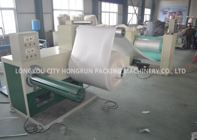 Full Automatic Plastic Sheet Extrusion Line PS Foam Sheet Making Machine