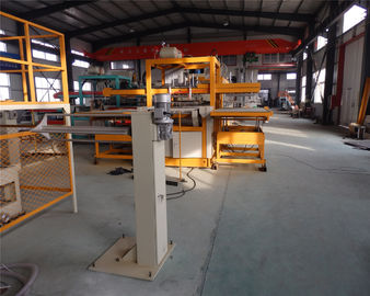 China Robot Arm Foam Food Container Machine Workshop Space 30*20m 200KW distributor