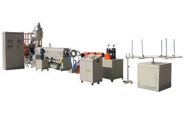 China Disposable Foam Plates Making Machine , Plastic Pipe Extrusion Line distributor