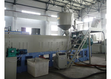 China 0.3 - 4mm PE Foam Plate Making Machine For Thin Plastic Sheets , Polyethylene Extrusion Machine distributor