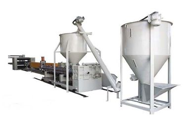 China Double Screw PS Fast Food Foam Sheet Extrusion Line Three Phase 380v 50Hz distributor