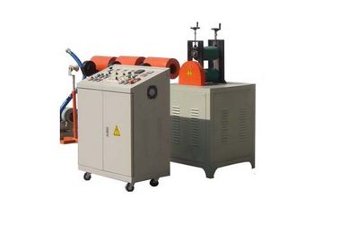 China Multicolor EPE Plastic Foam Pipe Making Machine With 5 - 55 r / min distributor