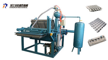 China 104KW Small Egg Tray Machine , Paper Products Making Machine 1000pcs/Hr Capacity factory