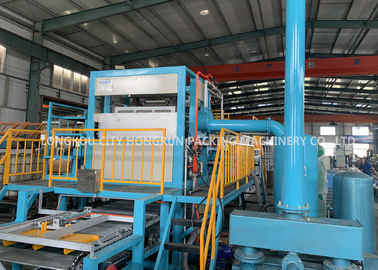 China Full Automatic Pulp Egg Carton Machine Paper Egg Tray Machine 2000PCS / H distributor