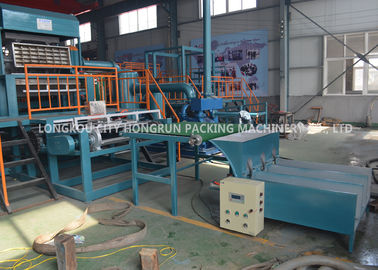 China Automated Waste Paper Egg Tray Moulding Machine High Efficiency distributor