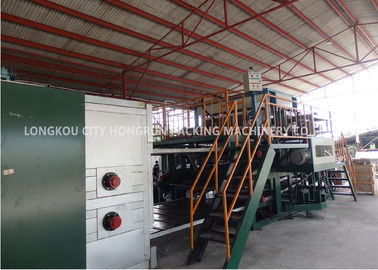 China Energy Saving Automatic Egg Tray  Machine / Waste Paper Pulp Moulding Machine distributor