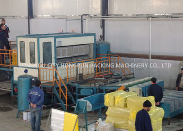 China Waste Paper Recycling Egg Tray Molding Machine With 1 Year Warranty factory