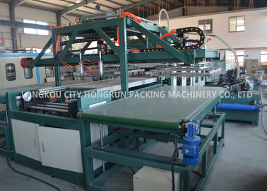 China Large Capacity EPS Disposable Food Containers Machine With PLC Control factory