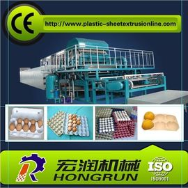 China Exquisite workmanship Paper Product Making Machine , Egg Tray Making Machine 30,18,12,6 Eggs distributor