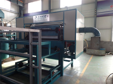 Paper Pulp Molding Machine , Type 2160 Pulp Molding Machine
